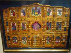 Retablo Folk Art