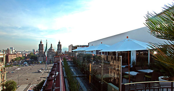 Terrace at Liverpool