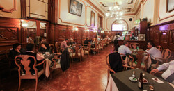 Early 20th Century Restaurant