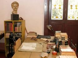 Tratsky's Office