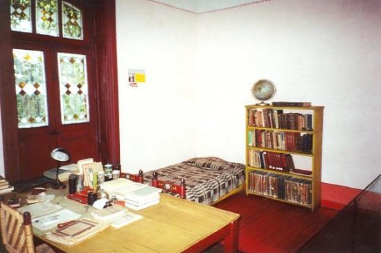 Trotsky's Studio