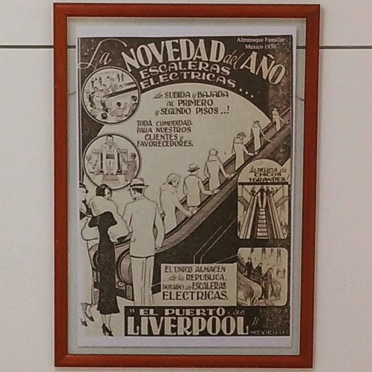 First Escalators Ad