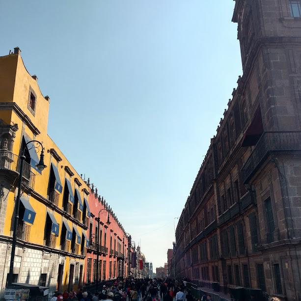 Moneda Street