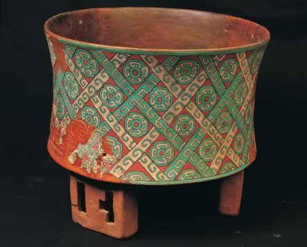 Tripod Pottery