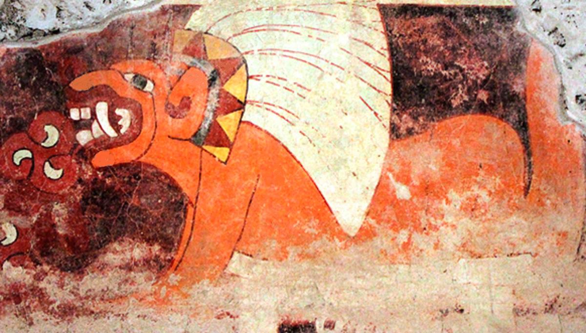Jaguar Murals
