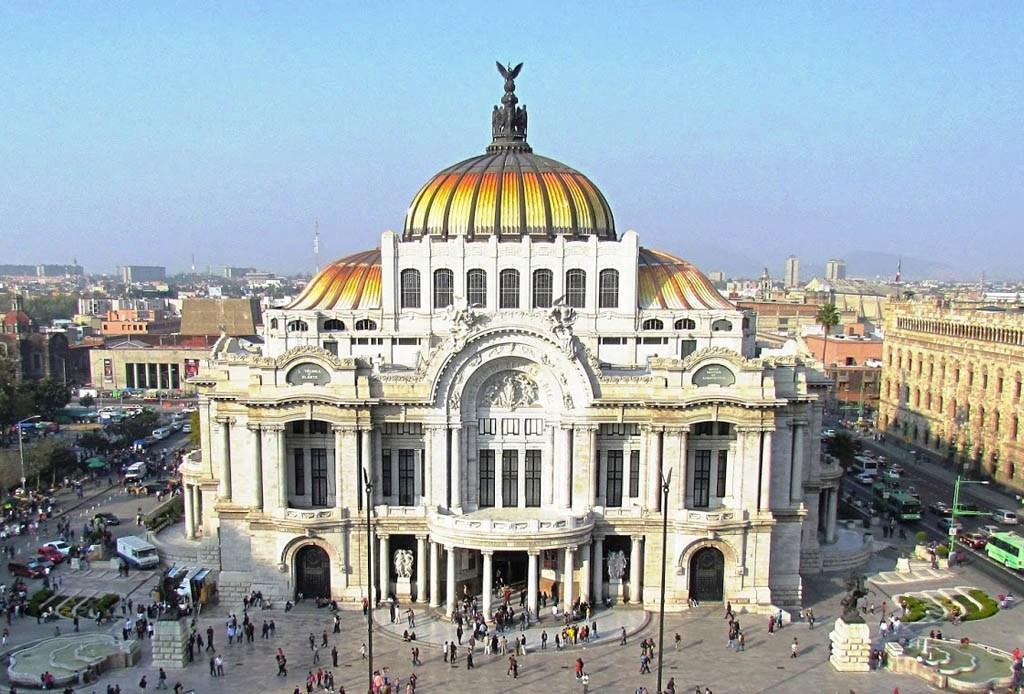Palace of Bellas Artes