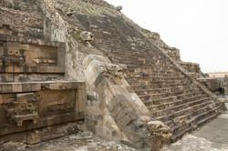 Temple of Quetzalcoatl