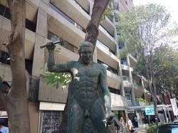 A Nude Statue