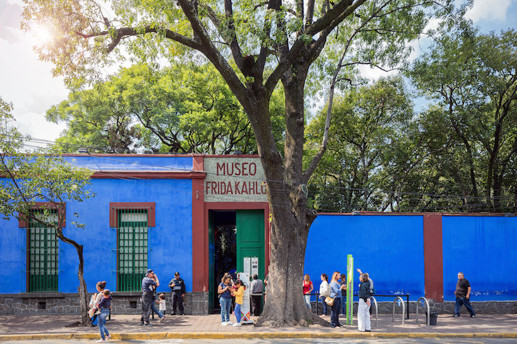 Frida Kahlo's Home