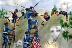 Accessing Fort Churubusco