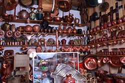 Mexican Copper Crafts