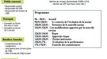 Formation 3C-R : Mise en application de l'ISO 9001 version 2015 : ce qui change pour les CRB et les