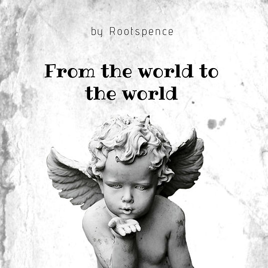 From the world to the world