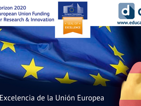 La Unión Europea otorga el Sello de Excelencia a la plataforma educativa DIDE
