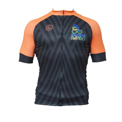 Camisa De Ciclismo Esporte Rápido Confort