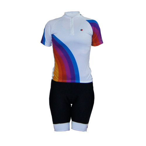 Conjunto Para Ciclismo Feminina Settler Ibiza