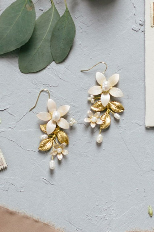 Evanthe Earrings #E015 (G/S)