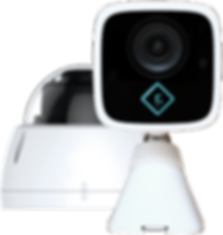 Rhombus R! and Rhombus R2 Surveillance Cameras