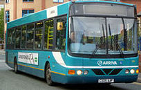 Click here for the Arriva Yorkshire bus timetable