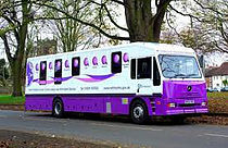 Click here for information about the North Yorkshire mobile library