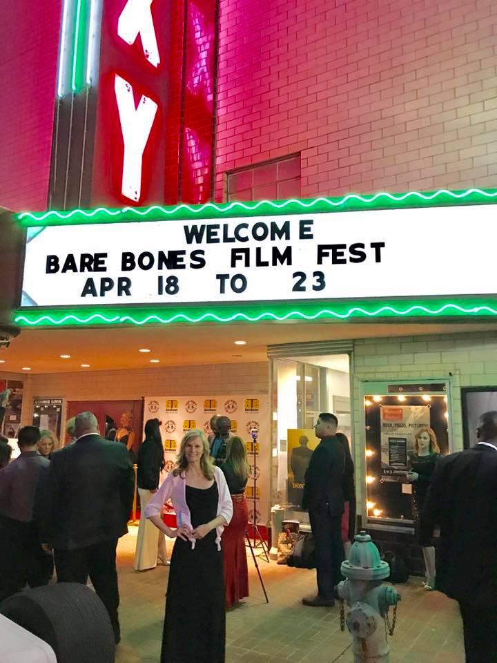 Debbie Sutcliffe BareBones Award
