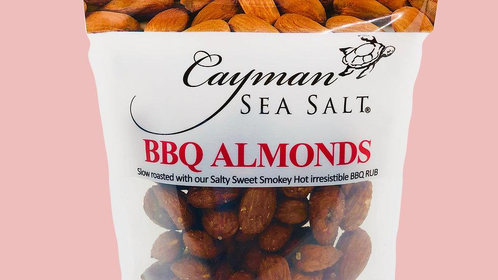 Cayman Sea Salt BBQ Almonds