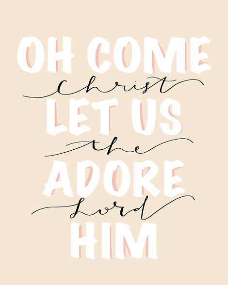 Adore Him Free Download