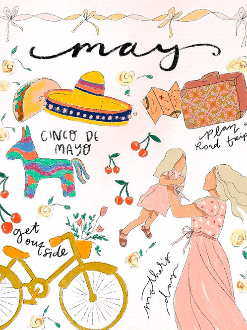"""May"" Free Digital Download"