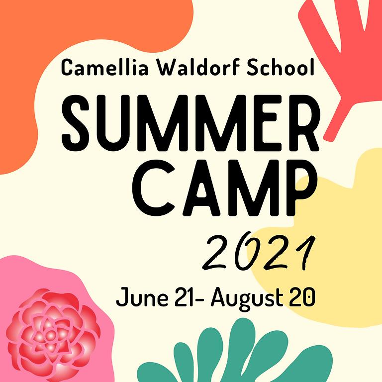Summer Camp at Camellia