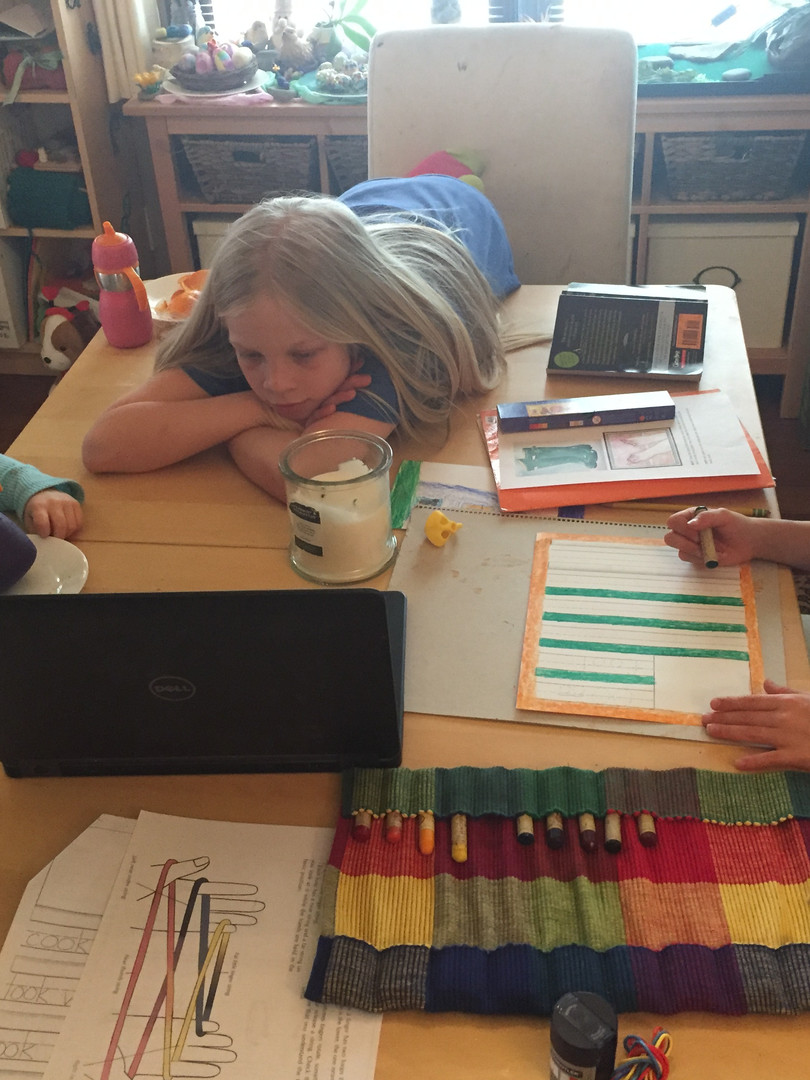 Distance learning as a Family