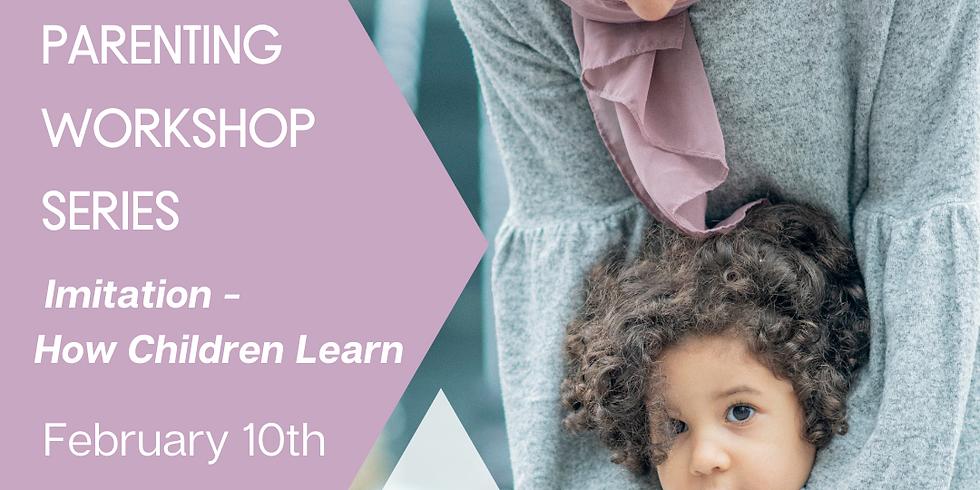 Parenting Workshop Series - Week 3