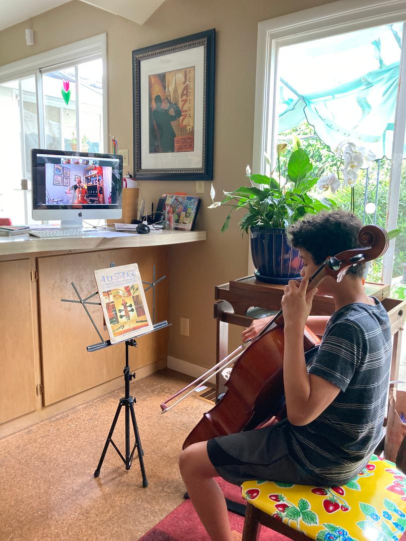 Virtual Strings Class