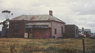 My old farm house- Diggers Rest.png