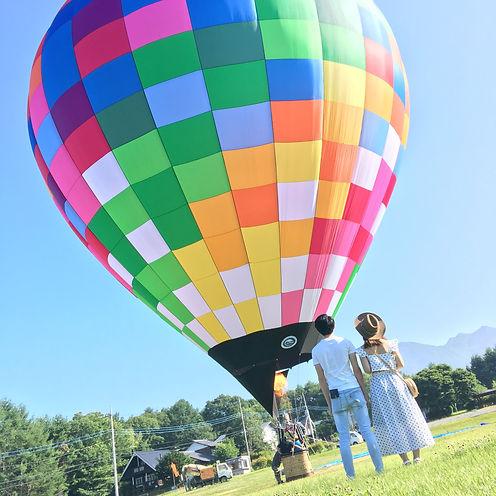 気球体験・イベントのウイニングバルーンクラブの体験では全国出張を行います。