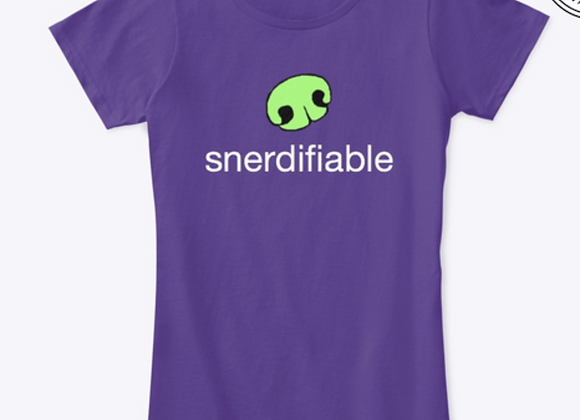 Snerdifiable T-Shirt