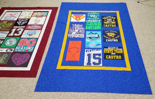 Double sided quilt!