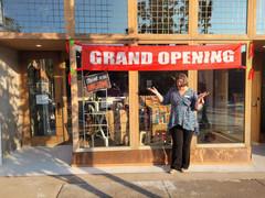 Grand Opening Day! September 18, 2021