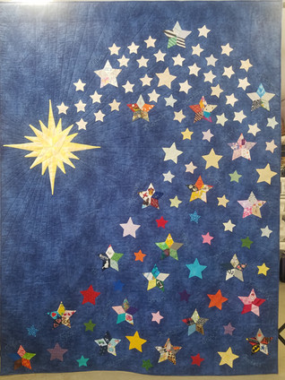 Twin Star Quilt