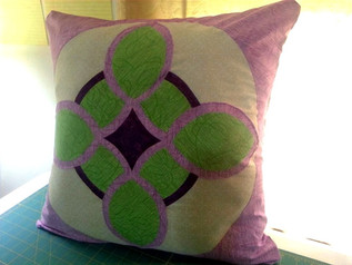 Celtic Link throw pillow