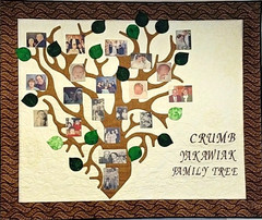 Family Tree wallhanging