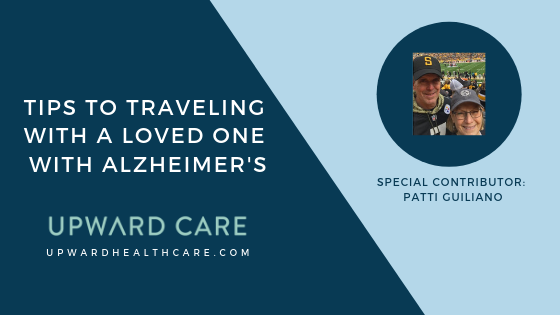 Tips to Traveling with Alzheimer's