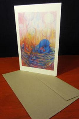 Art Card: Nesting 4