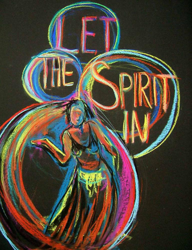 Let the spirit in