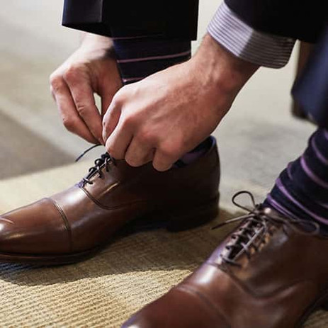 Is there any way to make a pair of shoes that are too big or too small fit properly?