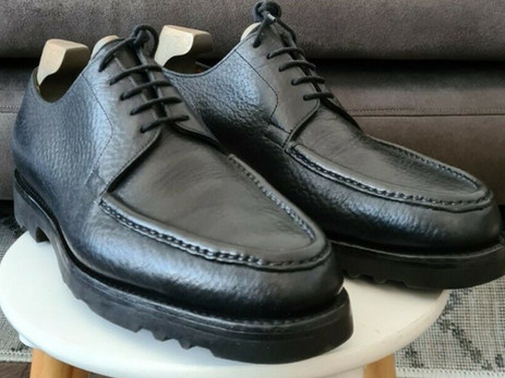 Black shoes aren't just for the office - three ways to soften the formality of black