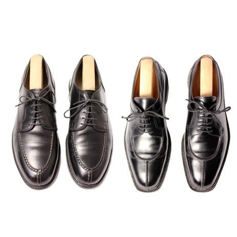 $600 Alden shoes vs. $7,000 Silvano Lattanzi - an examination of diminishing returns in luxury shoes