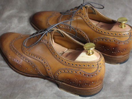 The Edward Green Falkirk Review: We Heard You Like Brogues, So we Put Some Brogue in your Brogues