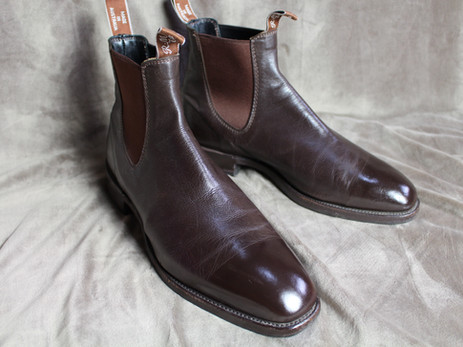 Just the Comfiest Boots in the World - the R.M. Williams Craftsman in Kangaroo Leather Review