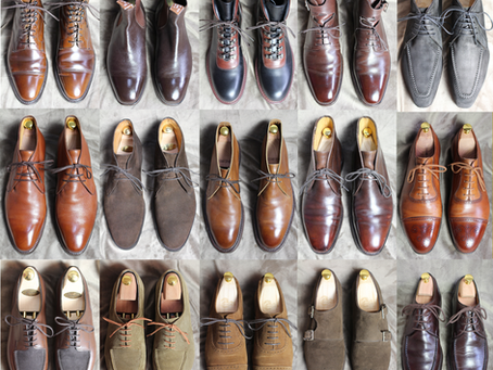 PSA: Wear the shoes you love, and sell the shoes you don't
