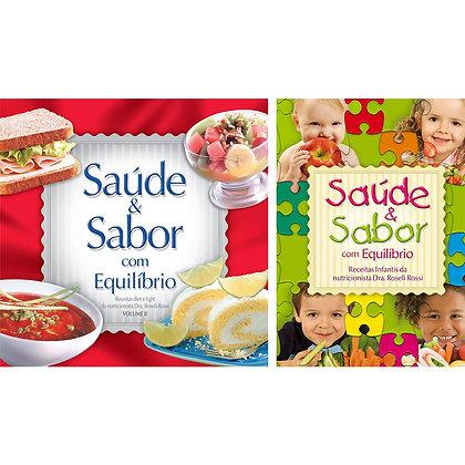 Saúde e Sabor - Volume II + Infantil